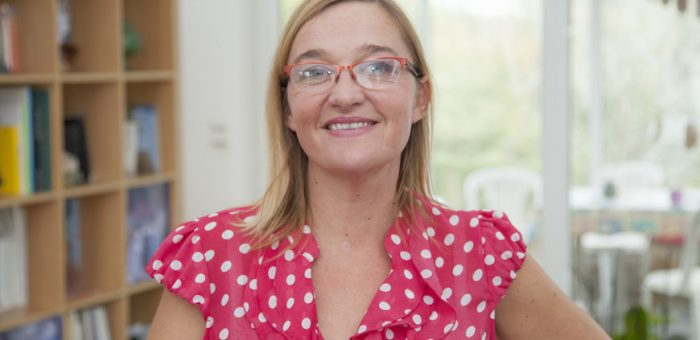 Gaelle Vigouroux pour Entreprendre au Féminin Bretagne