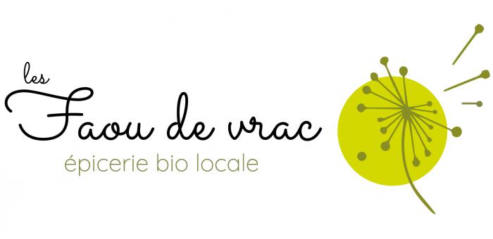 Logo épicerie vente en vrac